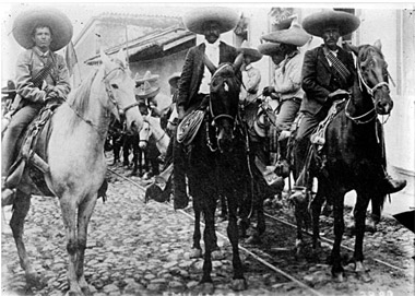 As de Oros caballo de Emiliano Zapata